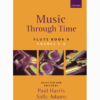Music Through Time - Flute Book 4