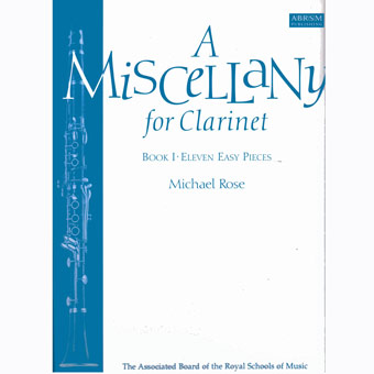 A Miscellany For Clarinet - Book 1