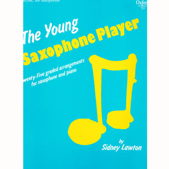 The Young Saxophone Player - Sidney Lawton