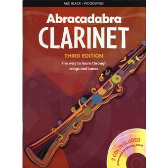 Abracadabra Clarinet - Book & CD