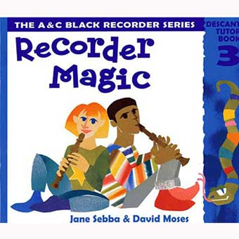 Recorder Magic - Descant Tutor Book 3