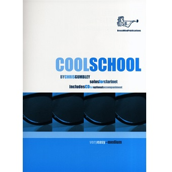 Cool School - Solos For Clarinet & CD