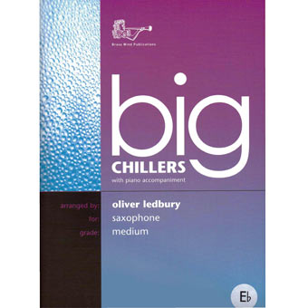 Big Chillers - Alto Saxophone