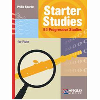 Starter Studies for Flute - Philip Sparke