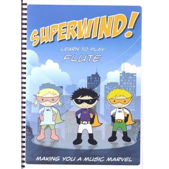 Superwind! - Learn To Play The Flute