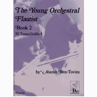 The Young Orchestral Flautist - Volume 2