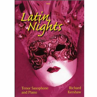 Latin Nights - Tenor Saxophone & Piano