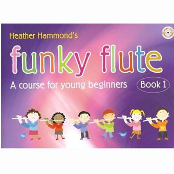 Funky Flute - Book 1 + CD