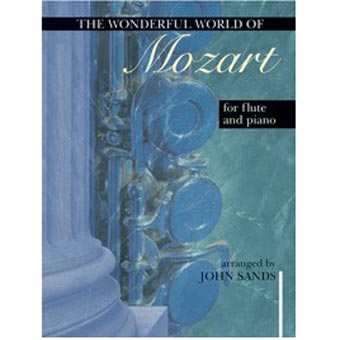 Wonderful World Of Mozart For Flute & Piano