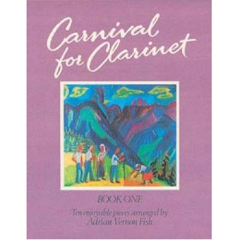 Carnival for Clarinet - Book 1
