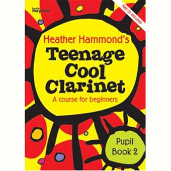 Teenage Cool Clarinet - Book 2 - Student