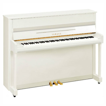 b2 Silent SG2 Piano Polished White RRP £6004 NOW £4995