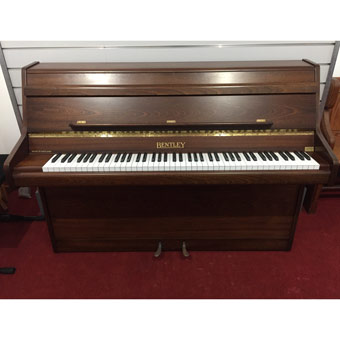 85 Note Piano - Mahogany Satin