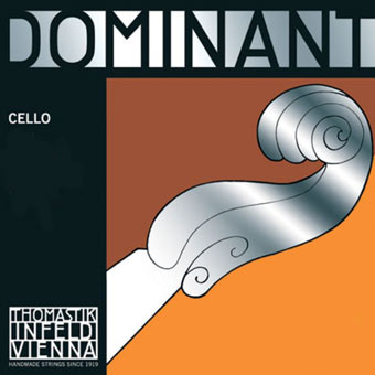 Dominant 4/4 Cello A String