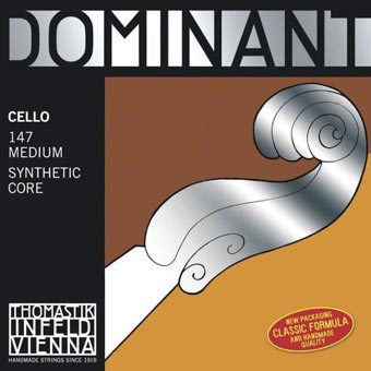 Dominant Cello String Set - 4/4