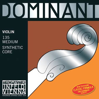Dominant 4/4 Violin Set