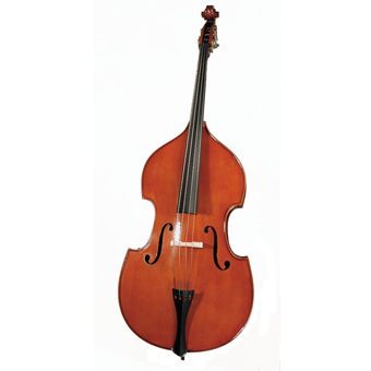stentor student ii double bass outfit 3 4 double bass instruments bowed string musical. Black Bedroom Furniture Sets. Home Design Ideas