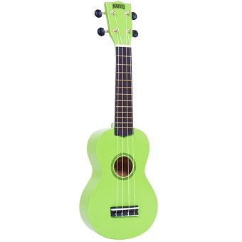 Rainbow Ukulele - Green