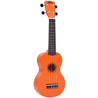 Rainbow Ukulele - Orange
