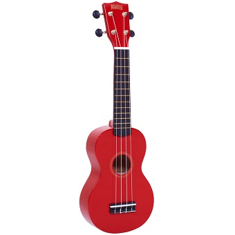 Rainbow Ukulele - Red