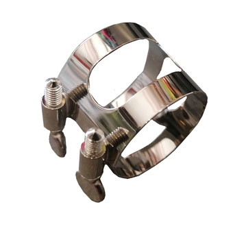 Tenor Saxophone Ligature - Nickel