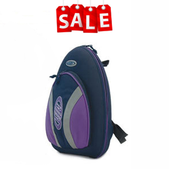 Moulded Flute Case - Purple RRP £49.95 NOW £34.95