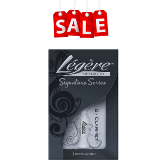 Signature Series Bb Clarinet Reed - Strength 2 RRP £28.75 NOW £14.95
