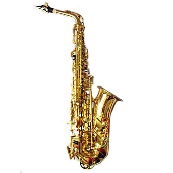 AS200 Alto Saxophone - Lacquer