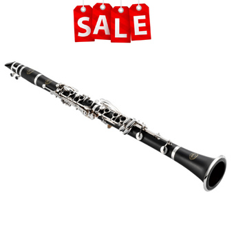 JCL-637S Bb Clarinet RRP £499.99 NOW £249.00