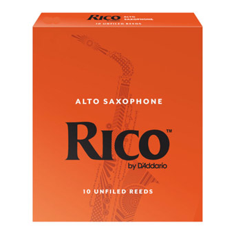 Alto Saxophone Reed Strength 1.5 Box of 10