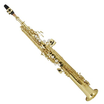 Soprano 100SS Saxophone - Straight RRP £475 NOW £340
